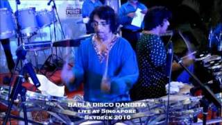 BABLA LIVE IN SINGAPORE 2010 NEW VIDEO