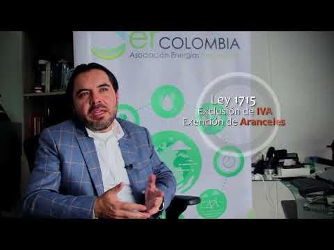 Panorama De Las Energías Renovables En Colombia