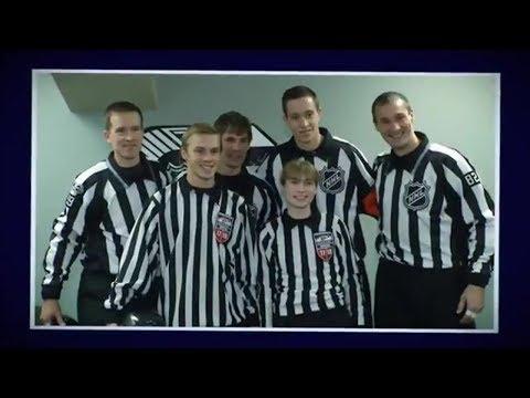 Wild Spotlight Youth Hockey Refs