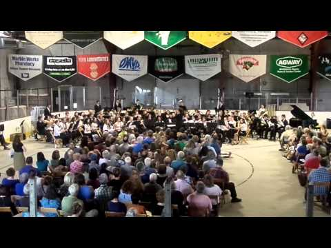 VT All State Music Festival 2015  band part 2