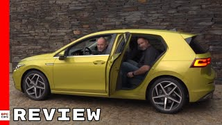 2020 VW Golf 8 Test Drive Review   Volkswagen