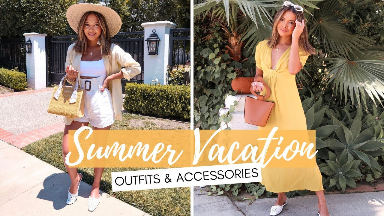 Vacation Outfits & Accessories