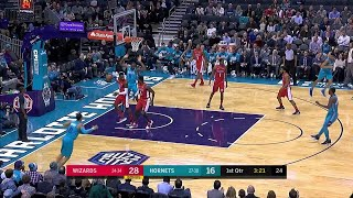 1st Quarter, One Box Video: Charlotte Hornets vs. Washington Wizards