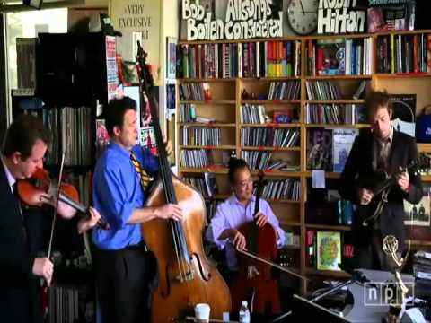 Yo-Yo Ma, Edgar Meyer, Chris Thile And Stuart Duncan - Attaboy