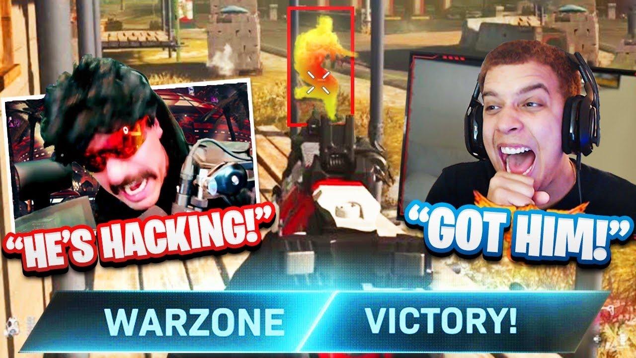 I KILLED a HACKER in Warzone! (Modern Warfare Warzone)