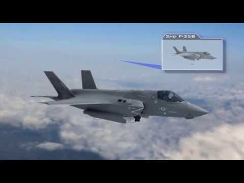 StormBreaker® smart weapon employed from a Joint Strike Fighter