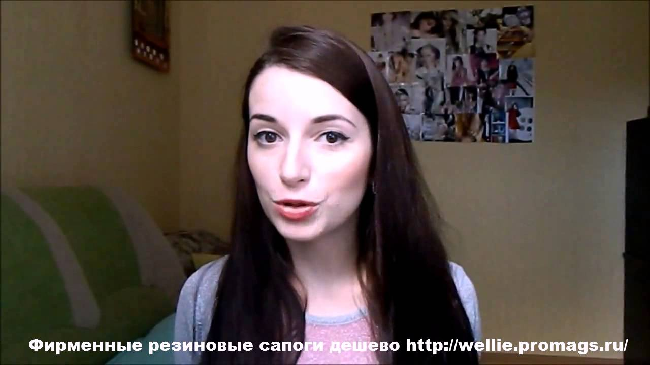 Женские резиновые сапоги Demar Lily LUX. Видео обзор от STEPIKO .