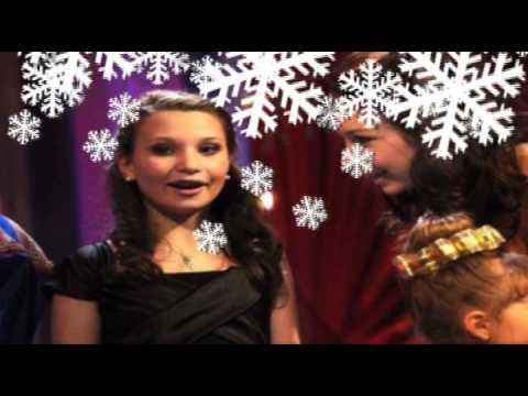 Nora Foss Al-Jabri (12) singing O Holy...