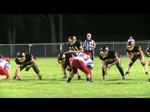 Fairfield Christian Academy vs  Hardin Northern Football
