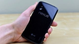 Google Nexus 4 Mexico Mrthecorro