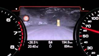 Audi A7 Sportback Night Vision Assistant