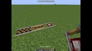 зачем нужны Активирующие Рельсы в Minecraft