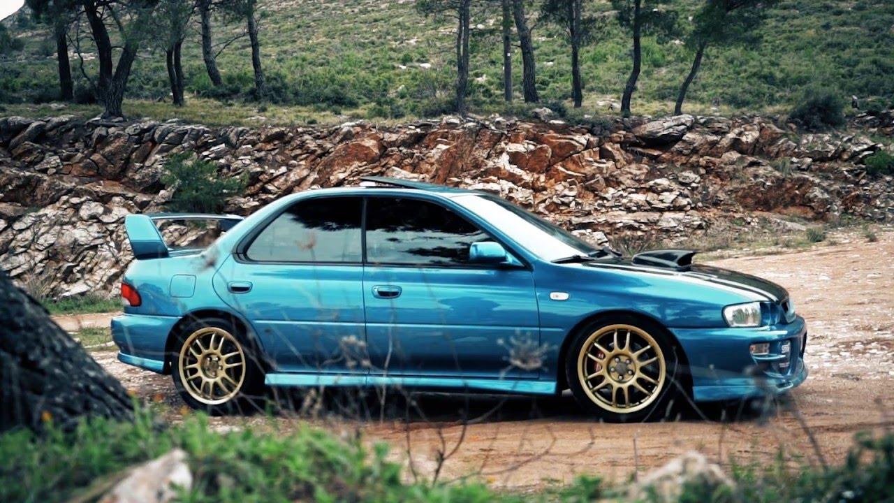 Subaru Impreza GC8 STI VERSION 6 MY00 - YouTube