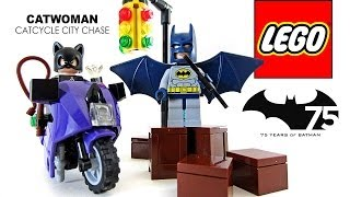 LEGO Batman Catwoman Catcycle City Chase