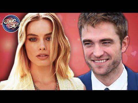 Robert Pattinson In LOVE With Margot Robbie? #TrueOrNah