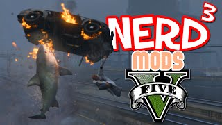 Nerd³ Mods... GTA V - Shark Guards