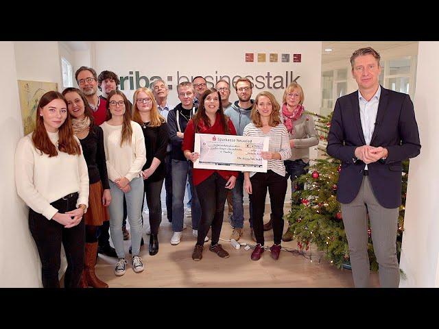 Riba:BusinessTalk wünscht Frohe Weihnachten