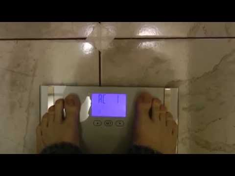 Body Fat/Water and Muscle Mass Scale Demoиз YouTube · Длительность: 1 мин16 с