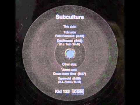 Subculture - Once more Time