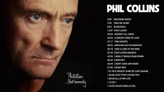 Phil Collins Full Album | The Best Of Phil Collins - Another Day In Paradise