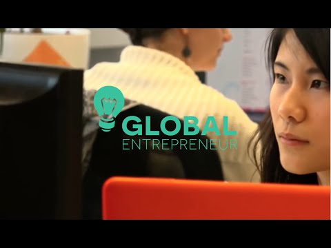 Global Entrepreneur Commerical