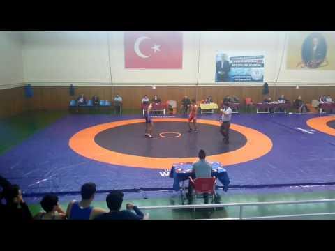 Genç Erkekler 63 Kg. Grekoromen Ankara Güreş Şampiyonası 12 Ocak 2017