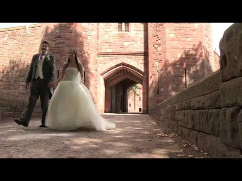 Summer Weddings At Peckforton Castle
