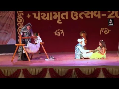 Kirtidan Gadhavi | Live Performance at Mayabhai Ahir School | Teri Laadki Main With Student