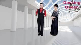 황규선 사교댄스 지루박 목걸이 바레이션 최고 난이도