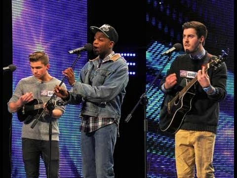 The Loveable Rogues - Britain's Got Talent 2012 Audition - International Version