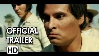 Cesar Chavez Official Trailer (2014) - Michael Peña HD