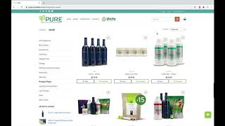 How To Shop And Search - PURE Web 2.0 Tutorials
