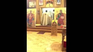 Virgin Mary Yonkers Liturgy 1