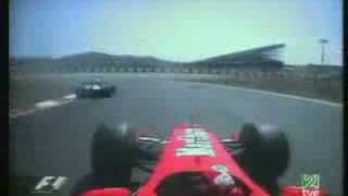 F1 Spain 2003 Highlights