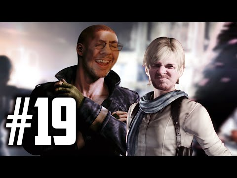 """Resident Evil 6 - Co-Op Walkthrough w/ Chief - Part 19 """"THAT WAS SICK!"""" (Let's Play)"""