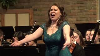 Mussetta's Waltz from La Boheme, Puccini - PYCO (Pittsburgh Youth Concert Orchestra)