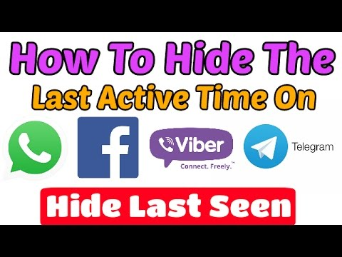 Download How To Hack Last Seen For Whatsapp Facebook And Viber MP3