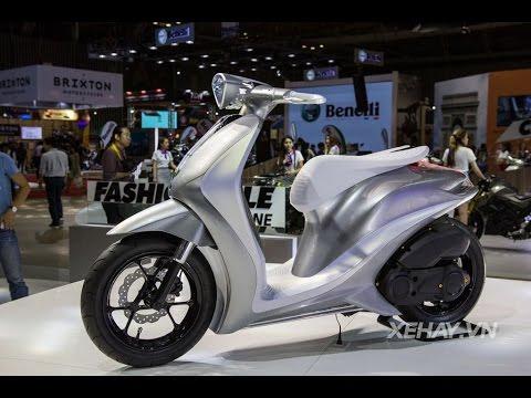 [XEHAY.VN] Yamaha Glorious Concept - Siêu Phẩm đến Từ Tương Lai