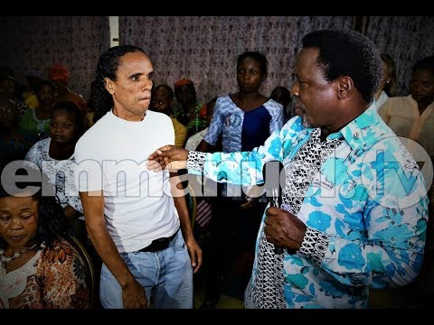 SCOAN 18/02/18: Live Sunday Prophecy Time & Deliverance with TB Joshua