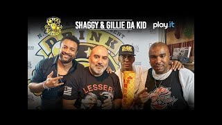 DRINK CHAMPS: Episode 49 w/ Shaggy & Gillie Da Kid   Talk Philly, Reggae, Hit Making + more