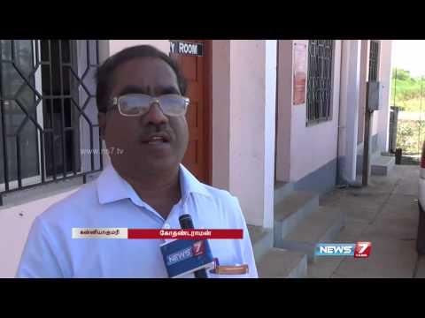 Rani Mangammal charity well in Kanyakumari crying for attention
