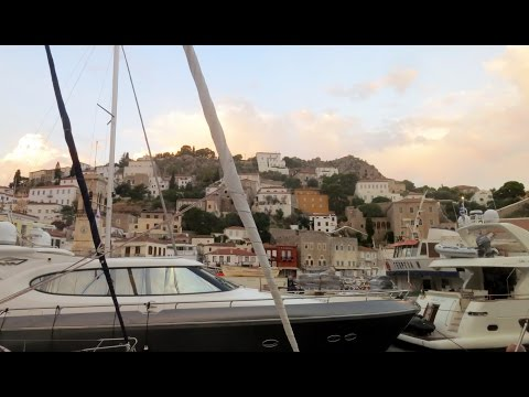 Sailing with Friends Greece 2015