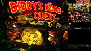 Donkey Kong Country 2 102% Parrot Chute Panic Speedrun Learning