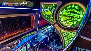 มาๆยาวๆหน่อย พาไปชมแสงสีและการตกแต่งภายใน พาไปฟังเสียงจริงในรถ RENOVATE BUS Amazing Busthai