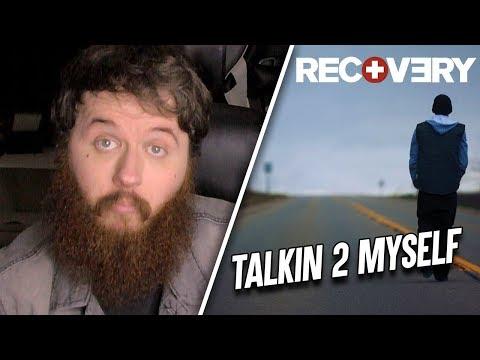 Eminem - Talking To Myself REACTION