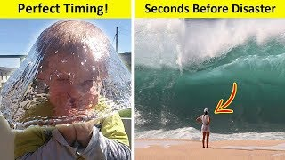 Photos That Prove Timing Is Everything
