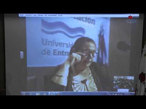 """Apertura del VII Simposio """"Las Sociedades Ante el Reto Digital"""" 2014"""