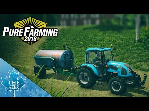 Pure Farming 2018 Farming Challenges - The Drought Montana - Preview Version
