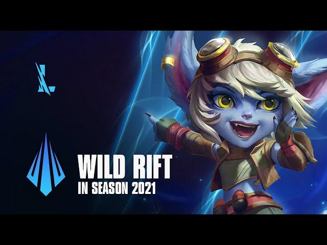 Wild Rift in Season 2021 | Dev Video - Wild Rift