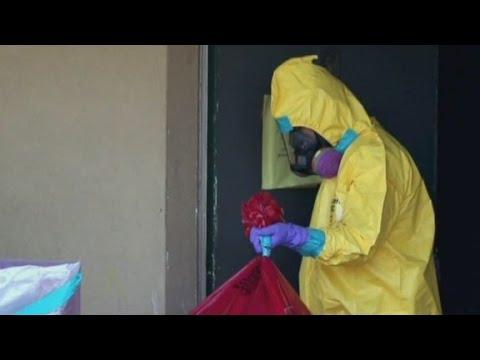 La. official: We won't accept Ebola waste